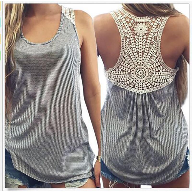 [해외]탱크 탑 여성용 민Retail 티셔츠 여름 탑스 조끼 휘트니스 캐미솔 탑 여성 2017 탱크 탑 싱글/Tank Top Women Sleeveless T-shirts for Women Shirts Summer Tops Vest Fitness Camisole Top