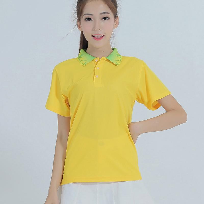[해외]새로운 2016 여름 브랜드 솔리드 폴로 여성 셔츠 슬림 짧은 Retail camisa 폴로 셔츠 빠른 건조 폴로 팜므 여성 캐주얼 셔츠 스포츠/New 2016 summer brand solid polo women shirt slim short sleeve ca