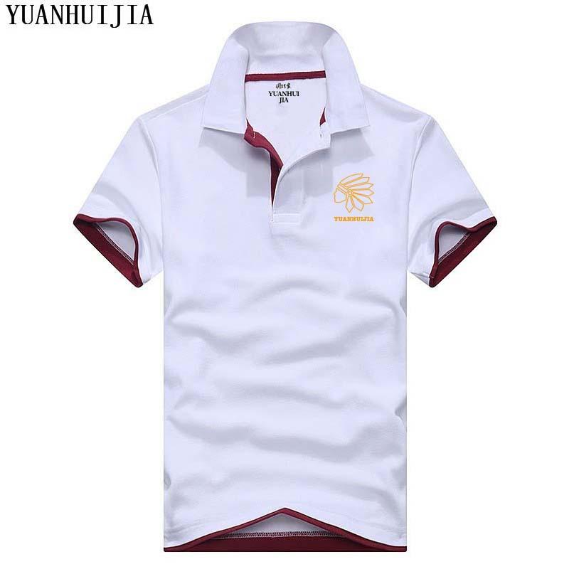 [해외]?새 브랜드 여름 남성 폴로 셔츠 단색 거꾸로 고리 짧은 Retail 패션 패션 캐주얼 셔츠 탑 폴로 티/ New Brand Summer Men Polo Shirt Solid Turn Down Collar Short-sleeved Fashion fashion l