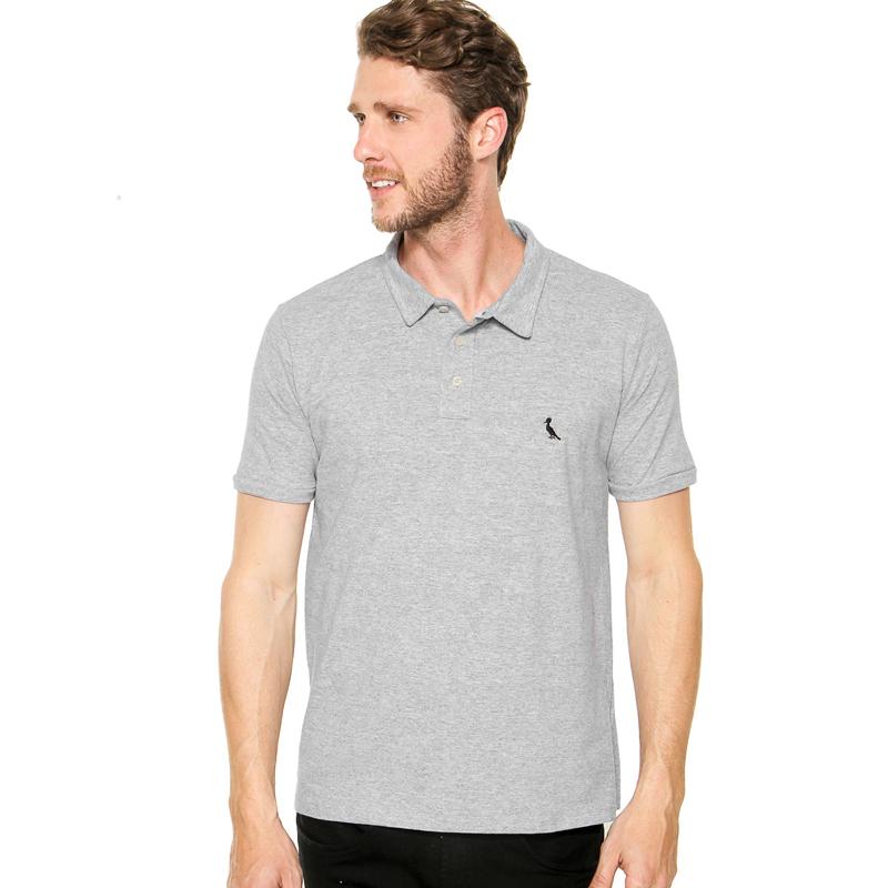 [해외]Dudalina Camisa Polo Reserva 새 브랜드 폴로 셔츠 남성용 남성 반팔 남성 코튼 폴로 셔츠 브랜드 자수 캐주얼 통기성/Dudalina Camisa Polo Reserva New Brand Polo Shirt Men Short Sleeve M