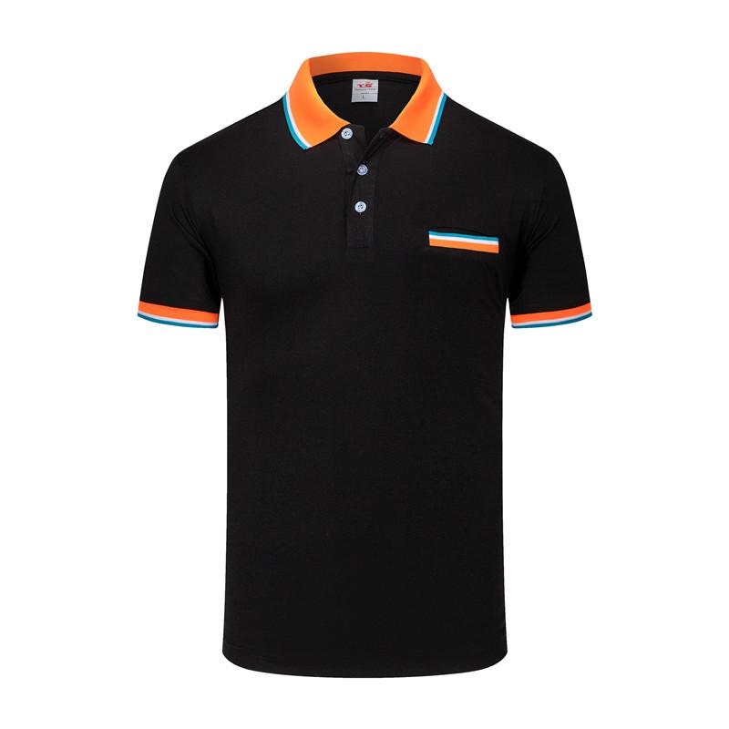 [해외]폴로 셔츠 Menpocket 짧은 Retail 코튼 망 폴로 솔리드 잉글랜드 남성 슬림 맞는 캐주얼 패션 여름 티셔츠 브랜드/Polo Shirt Menpocket  Short Sleeve Cotton Mens Polo Solid England Male Slim