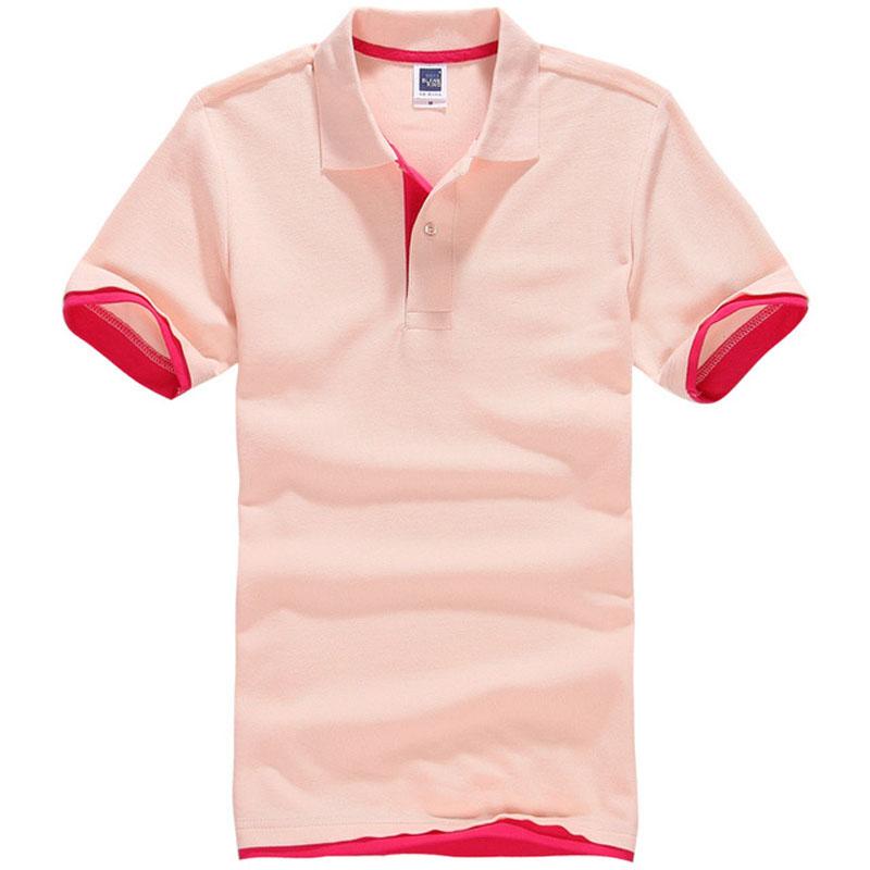 [해외]브랜드 Camisa 폴로 셔츠 남성 디자인 코튼 폴로스 남성 ??반팔 티셔츠 스포츠 슈즈 플러스 사이즈 XXXL 블라우스 탑스/Brand Camisa Polo Shirt Men Design Cotton Polos Mens Short Sleeve Polo Shir
