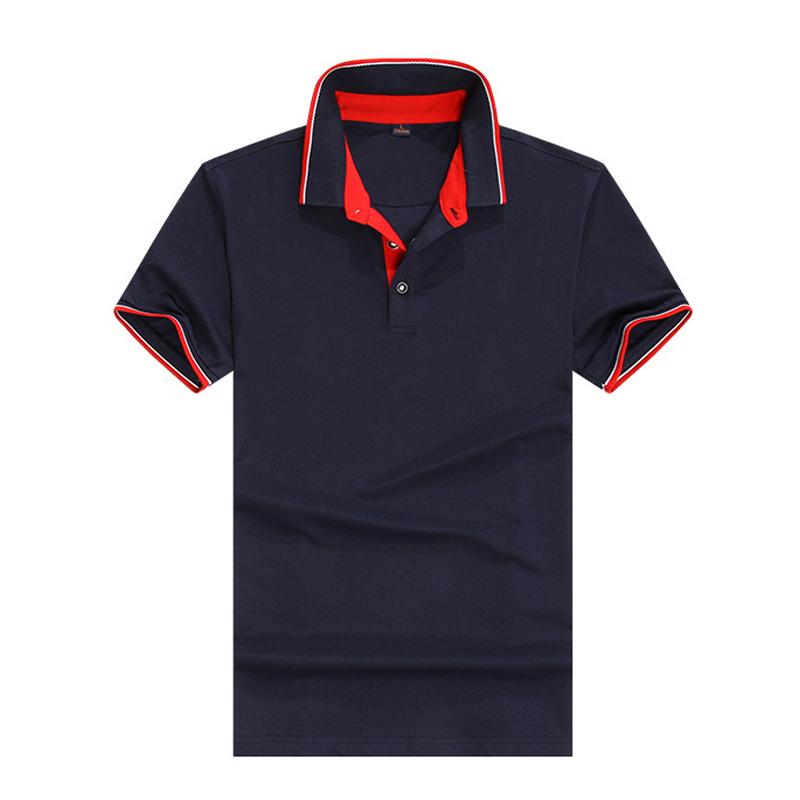 [해외]통기성 브랜드 뉴 2018 도착한 폴로 셔츠 반팔 남성 클래식 디자인 솔리드 컬러 S-3XL/Breathable Brand New 2018 Arrived Polo Shirts Short Sleeves Men Classic Design Solid Color S-3