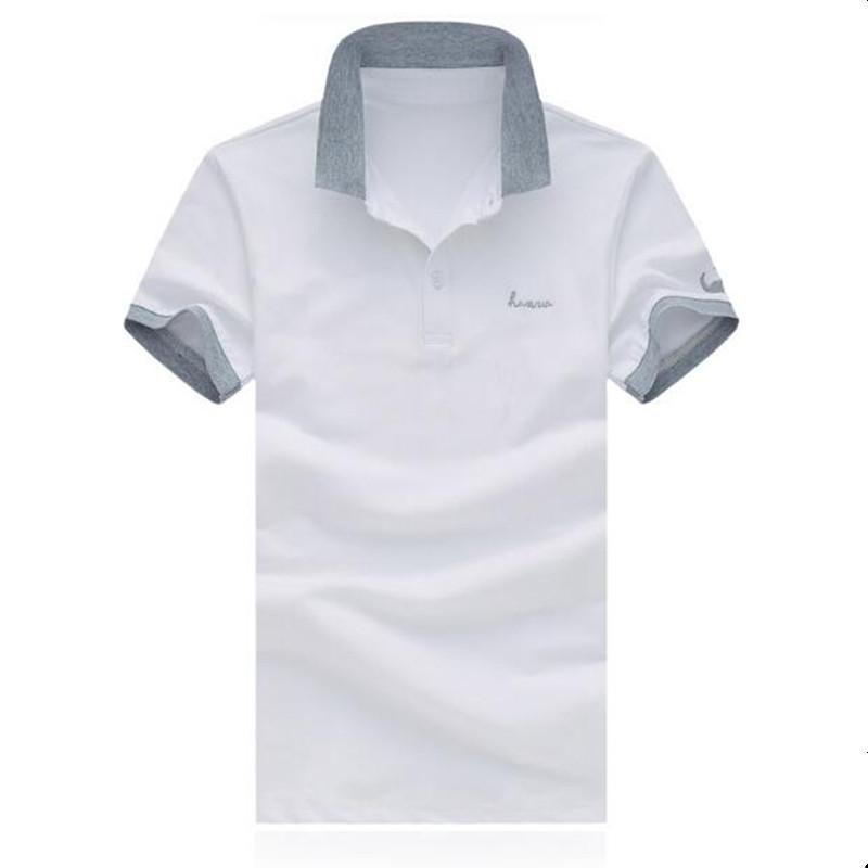 [해외]2018 남자를새로운 브랜드 남자 폴로 셔츠 커튼 반팔 셔츠 Camisa Polos Homme 클래식 캐주얼 사이즈 M-5XL/2018 New Brand  Men Polo Shirt Cotton Short Sleeve Shirt For Men Camisa Pol