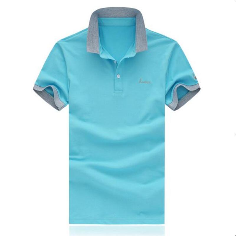 [해외]2018 여름 클래식 브랜드 남성 셔츠 남성 폴로 셔츠 반Retail 폴로 셔츠 T 디자이너 폴로 셔츠 플러스 크기 M-5XL/2018 Summer Classic Brand Men shirt Men Polo Shirt Short Sleeve Polos Shirt