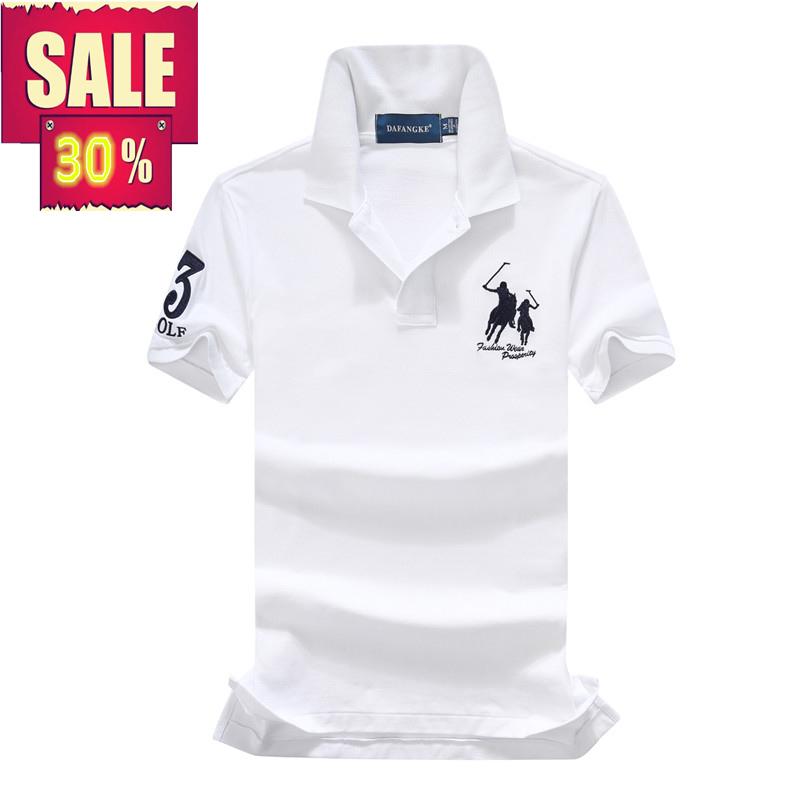 [해외]발매 중 100 % 메쉬 코튼 여름 브랜드 말 남성용 반팔 티셔츠 망사 셔츠 ralphmen상의 No.3 자수 로고/On sale 100% mesh cotton Summer brand horse mens short sleeve polos mens lapel sh