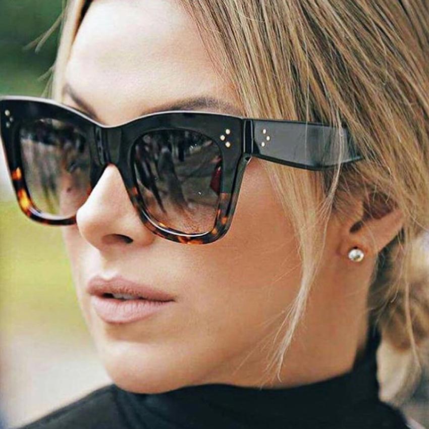 [해외]마 델리 새로운 패션 빈티지 여성 선글라스 Oculos De Sol MA030 브랜드 디자이너 럭셔리 스퀘어 그라데이션 선글라스 그늘/MADELINY New Fashion Vintage Women Sunglasses Brand Designer Luxury Squ
