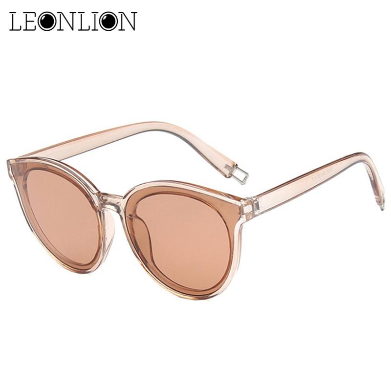 [해외]LeonLion 2018 빈티지 빅 프레임 선글라스 여성 브랜드 오션 렌즈 레트로 선글라스 UV400 Oculos De Sol Feminino/LeonLion 2018 Vintage Big Frame Sunglasses Women Brand Designer Oc