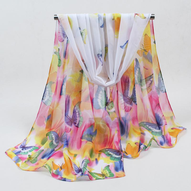 [해외]2017 핫 세일 여자 실크 스카프 인쇄 Hijab 여자와 스카프 패션 폴 리 에스테 르시 폰 실크 부드러운 스카프 목도리 스카프 랩 051/2017 Hot sale Woman Silk Scarf Printing Hijab Women&s Scarves Fashi