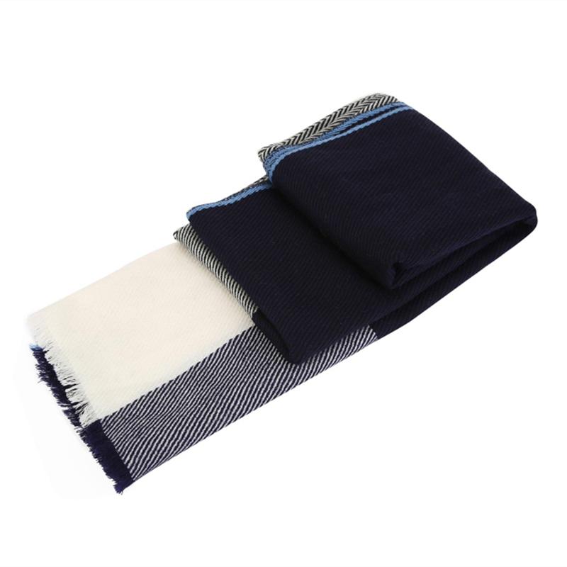 [해외]2017 패션 가을 겨울 브랜드 남자 스카프 울 스카프 따뜻한 스카프 부드러운/2017 Fashion Autumn Winter Brand Men Scarf Wool Scarf Warm Scarves Soft
