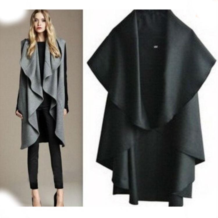 [해외]레이디 아우터웨어 판초의 망토 2014 새로운 디자인의 성격 pelerine tippet 패션 여성 모직 케이프 망토/Lady Outerwear Poncho Cloak 2014 New Design Personality pelerine tippet Fashion