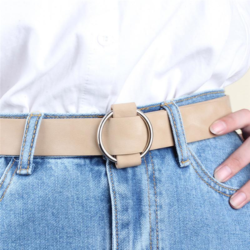 [해외]여성을탄성 PU 가죽 허리 벨트 허리띠 2018 숙녀 디자이너 청바지 Moldling 벨트 빈티지 여성 벨트/Elastic PU Leather Waist Belts For Women Waistband  2018 Ladies Designer Jeans Moldli