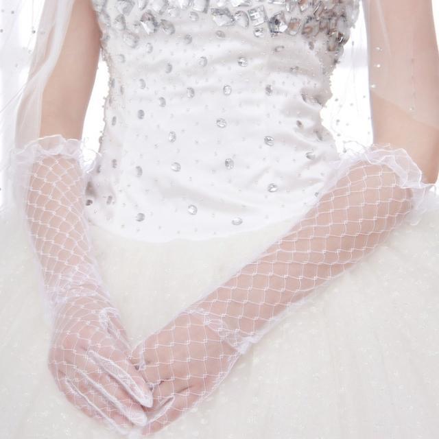 [해외]도매 레이스 얇은 긴 숙녀 공주 소녀 들러리 춤 공연 파티 운전 장갑/Wholesale lace thin long lady princess girl bridesmaid dancing performance party driving gloves  wholesale
