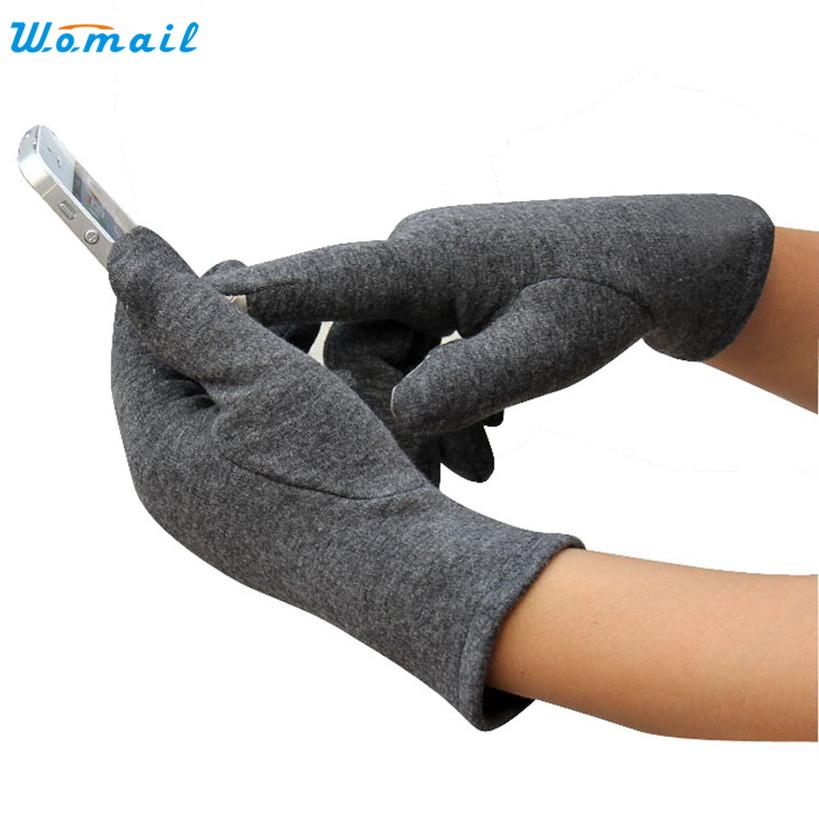 [해외]놀라운 패션 여자 터치 스크린 겨울 따뜻한 장갑 새로운 도착/Amazing Fashion Womens Touch Screen Winter   Warm Gloves New Arrival