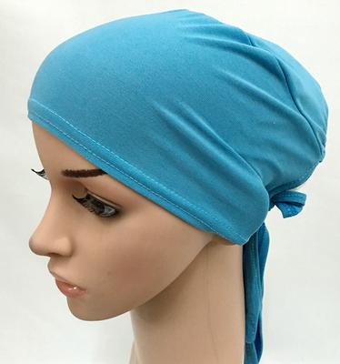 [해외](20 개 / 많이) 이슬람 모자 넥타이 이슬람 언더 카프 모듬 된 색상 TT0135/(20 pieces/lot) tie back muslim hats islamic underscarf assorted colors TT0135