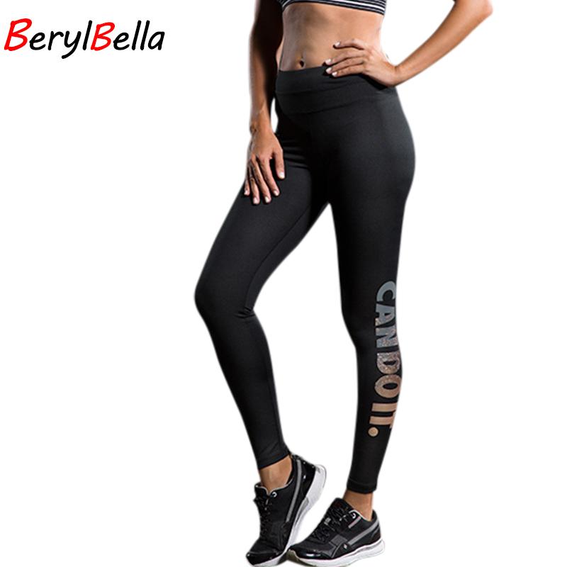 [해외]BerylBella 여성 레깅스 운동 레깅스 2017 하프 골드 허리 신축성 바지 압축 여성 레깅스 바지/BerylBella Women Leggings Fitness Work Out Leggins 2017 Summer Gold High Waist Elastic