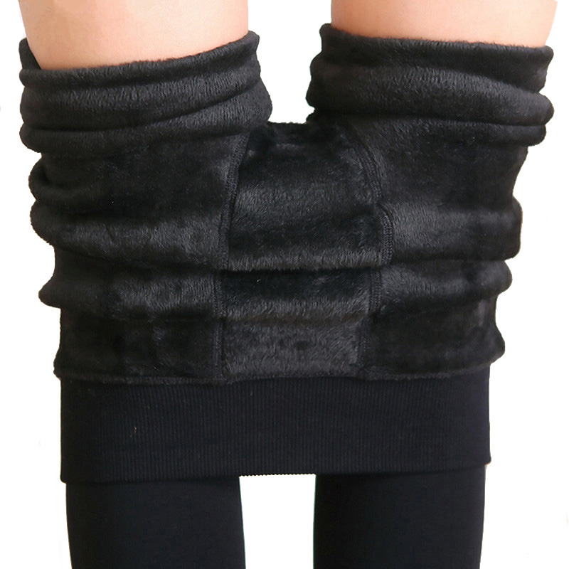 [해외]?여성 레깅스 Thicken 모피 따뜻한 레깅스 여성 겨울 양털 레깅스 바지 여성 벨벳 레깅스 G0642/ Women Leggings inside Thicken Fur Warm Leggings womens winter fleece legging pants fem