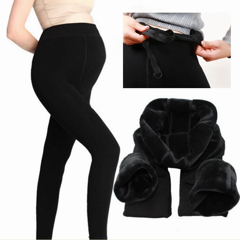 [해외]임신 여성 출산 바지에 대한 큰 사이즈의 출산 ??겨울 레깅스 두꺼운 따뜻한 바지 임신을바지 의류/large size maternity winter leggings thick warm pants for pregnant women maternity pants Tr