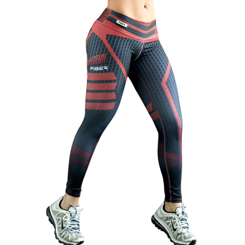 [해외]2017 새로운 패션 플러스 사이즈 브랜드 스포츠 레깅스 여성 여름 빠른 건조 여성 Jeggings Calzas Deportivas Mujer Fitness/2017 New Fashion Plus Size Brand Sportes Leggings Women Su