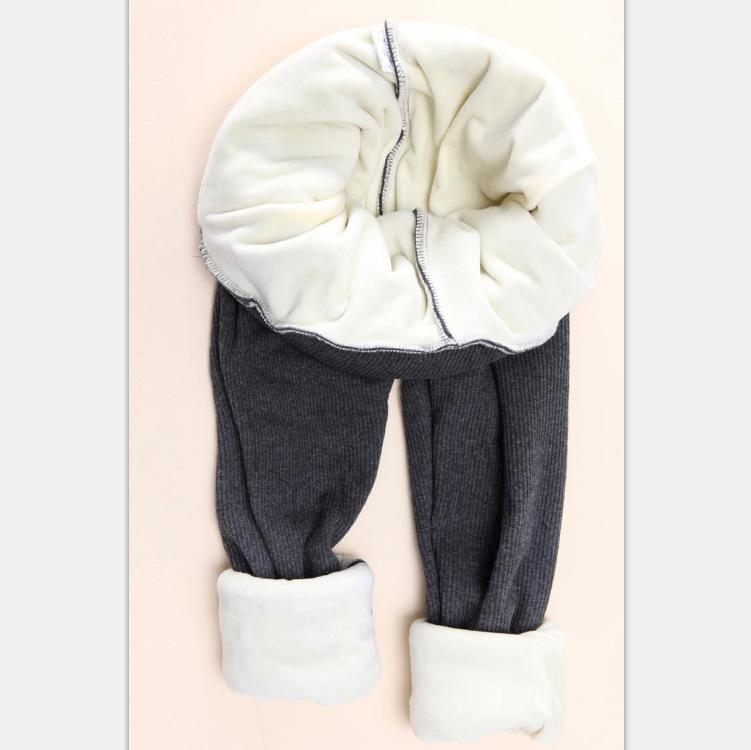 [해외]출산 복장 겨울 조절 가능 고탄력 출산 레깅스 ThickenedVelvet 임신 여성 바지 따뜻한 바지/Maternity Clothes Winter Adjustable High Elasticity Maternity Leggings ThickenedVelvet P