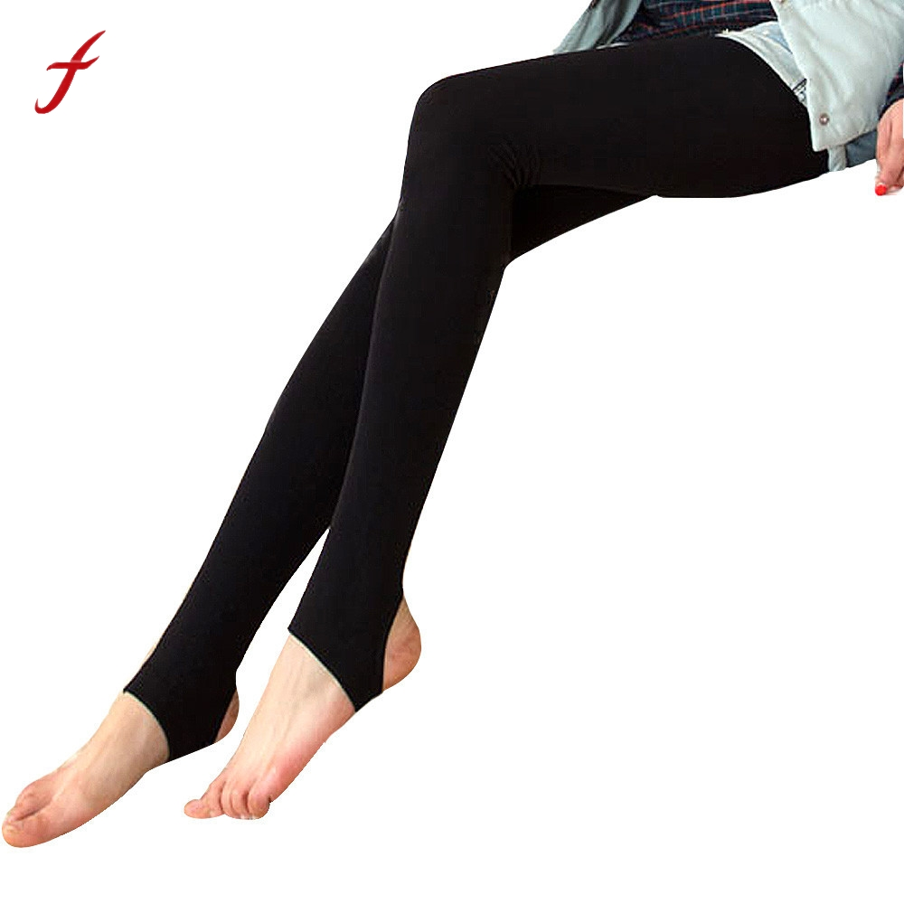 [해외]입문서 가을 겨울 온난화 난로 파이프 바지 피트니스 스타킹 미끈 거리는 레깅스 Calzas Mujer leggins women pants/Primer Autumn Winter Warming Stovepipe Pants fitness Tights Push Up S