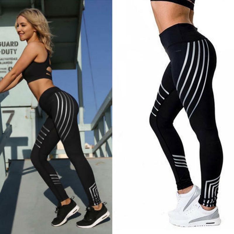 [해외]2017 패션 여성 레깅스 슬림 허리 탄력 레깅스 휘트니스 인쇄 레깅스 통기성 여성 바지 레깅스/2017 Fashion Women Leggings Slim High Waist Elasticity Leggings Fitness Printing leggins  Br