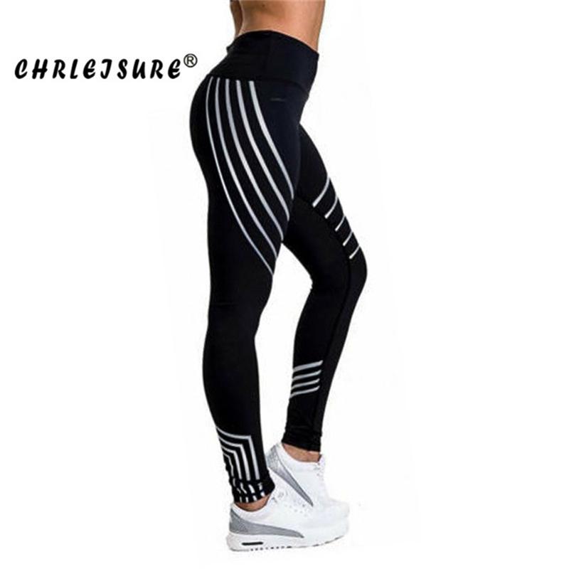 [해외]CHRLEISURE 레깅스 여성 유럽과 미국의 여성 엉덩이 폴리 에스테르 레깅스 스티치 통기성이 뛰어난 슬림 팬츠/CHRLEISURE Leggings Women Europe and United States stitching breathable slim pants