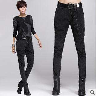 [해외]?2014 캐주얼 여성 다리 걸기 웜 짙은 겨울 레깅스 슬림 한 연필 바지 패션 레깅스 청바지 레깅스 플러스 사이즈/ 2014 Casual Women Legging Warm Thicken Winter Leggings Slim Pencil Pants fashion