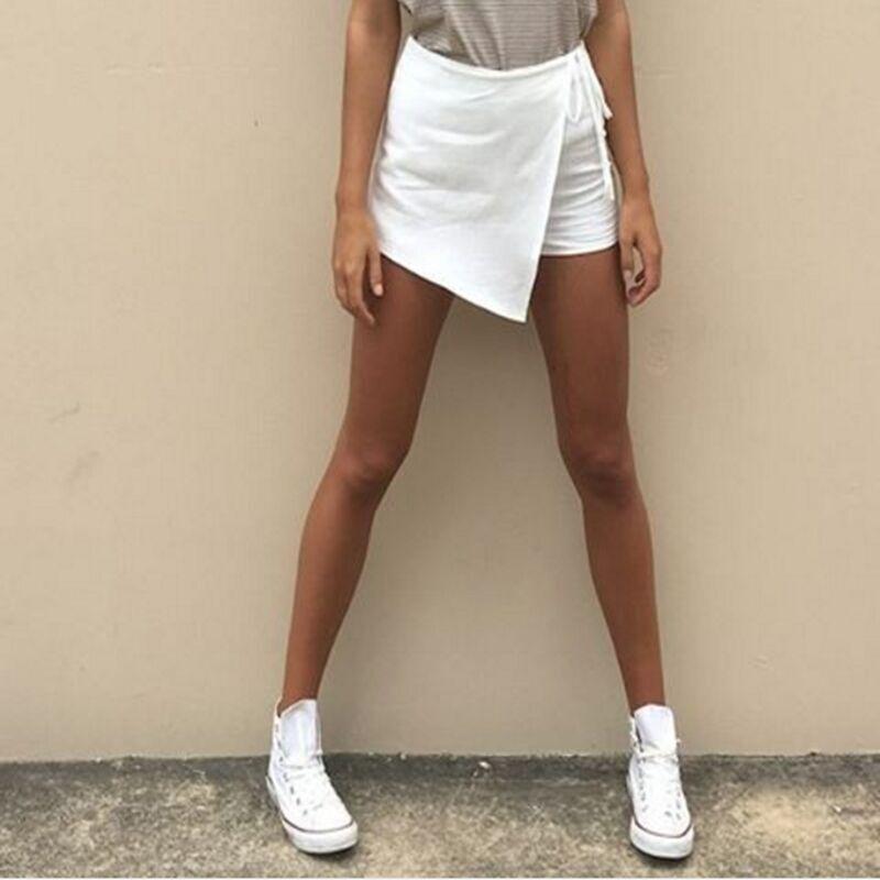 [해외]2017 여성 여름 짧은 유행 불규칙한 슬림 스타일 유럽과 미국 불규칙한 붕대 여름 짧은 스커트/2017 Women Summer short  Fashion Irregular Slim style Europe and US Irregular Bandage Summer