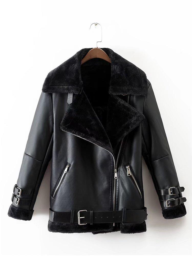 [해외]XD140-887 유럽과 미국의 패션 바람 모피 코트/XD140-887 European and American fashion wind fur coat