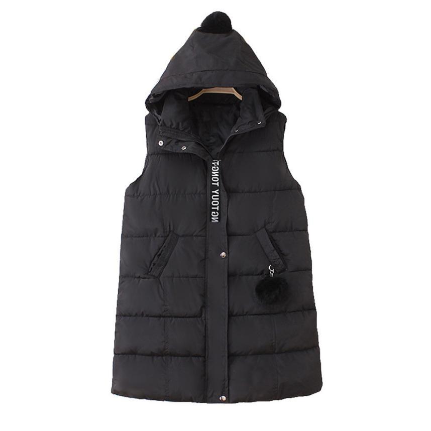 [해외]Mooistar W003 Womens 플러스 사이즈 까마귀 조끼 조끼 Gilet Jacket Coat Parka Outwear/Mooistar W003 Womens Plus Size Hoodie Waistcoat Vest Gilet Jacket Coat Park