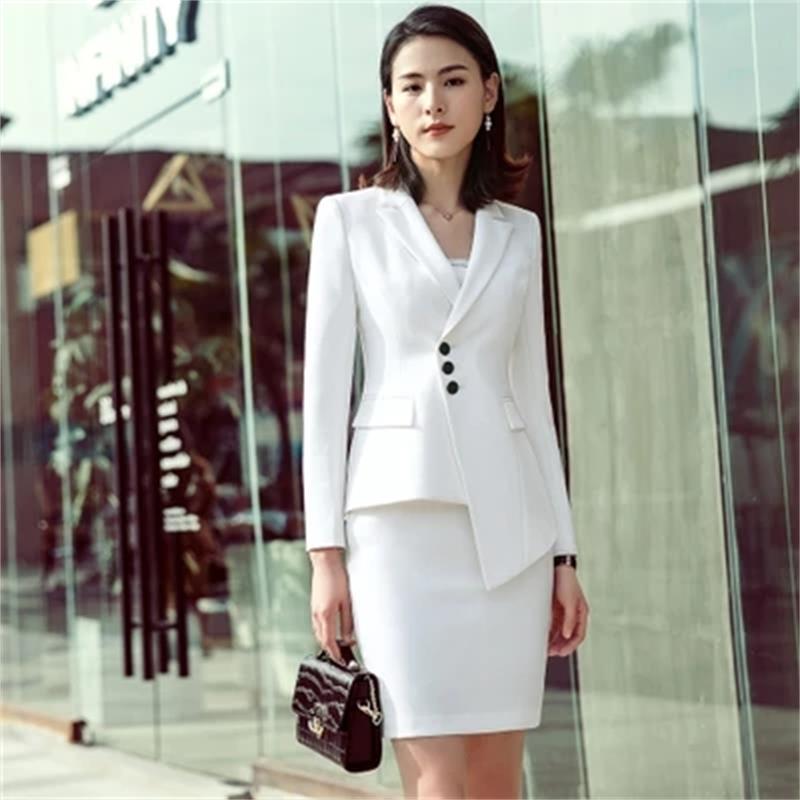 [해외]여성의 패션 정장 슈트 스커트 여성 및 착용 새로운 영국 스타일 패션 정장 기질 봄, 가을 2018 TX83/Women&s fashion suit suit skirts women&s wear new British style fashion suits tempera