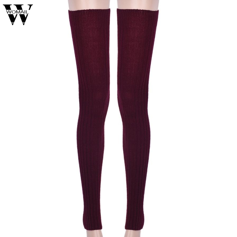 [해외]놀라운 겨울 따뜻한 여성 허벅지 높은 뜨다 다리 따뜻하게 무릎 다리 따뜻하게 여성보다/Amazing Winter Warm Women Thigh High Knit Leg Warmers For Women Over Knee Leg Warmer