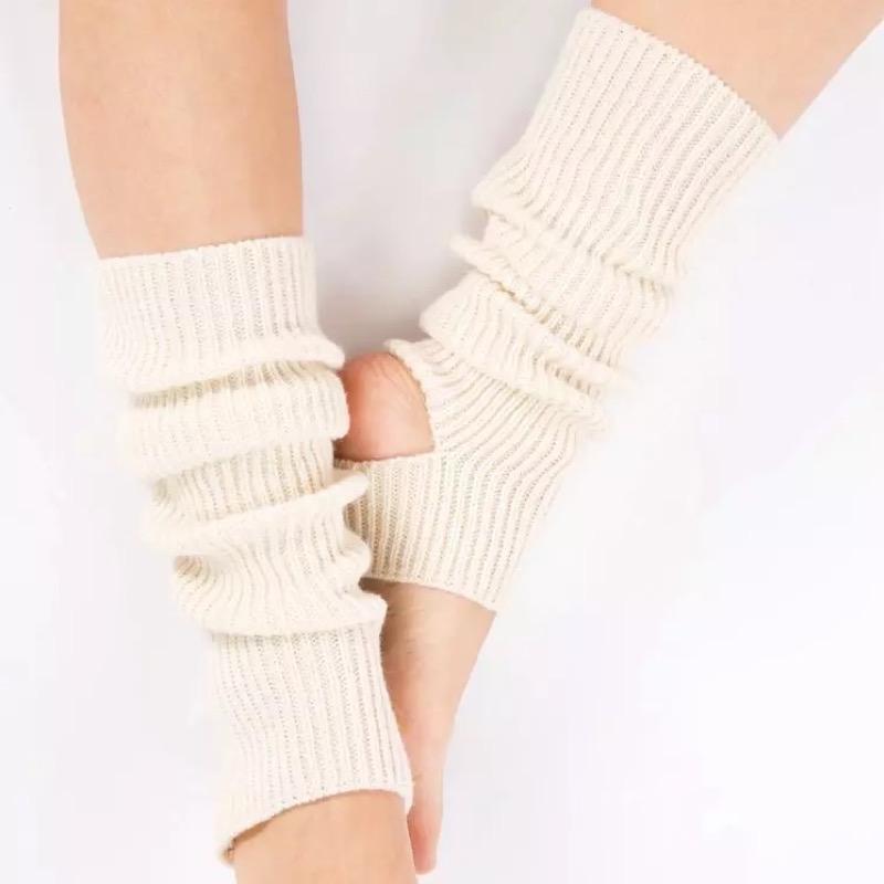 [해외]Ubetoku Women 's 따뜻한 니트 스트 라이프 레그 워머 여성용 라틴 댄스 레그 세트 (nwt28)/Ubetoku Women&s warm knitted striped leg warmers Latin dance leg set for women(nw