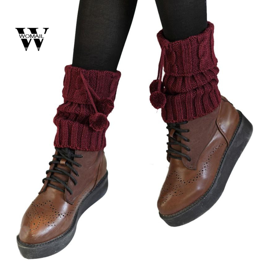 [해외]?겨울 여자 트위스트 니트 레그 워머 양말 부츠 커버 New Fashion Amazing Hot Dec 7/ Winter Women Twist Knitted Leg Warmers Socks Boot Cover New Fashion Amazing Hot Dec 7