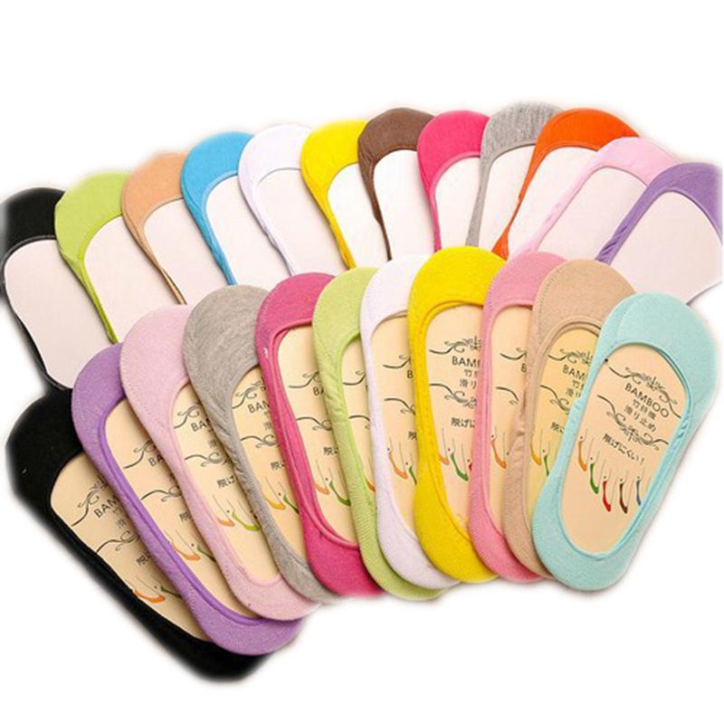 [해외]7쌍 / 많은 패션 소아과 & A, 라이너 양말 여성 슬리퍼 솔리드면 여름 쿨 운동화 Invisiable 발 뒤꿈치 통증 소프트 젤 고무/7pairs/lot Fashion Peds&Liners Sock Womens Slippers Solid Cot