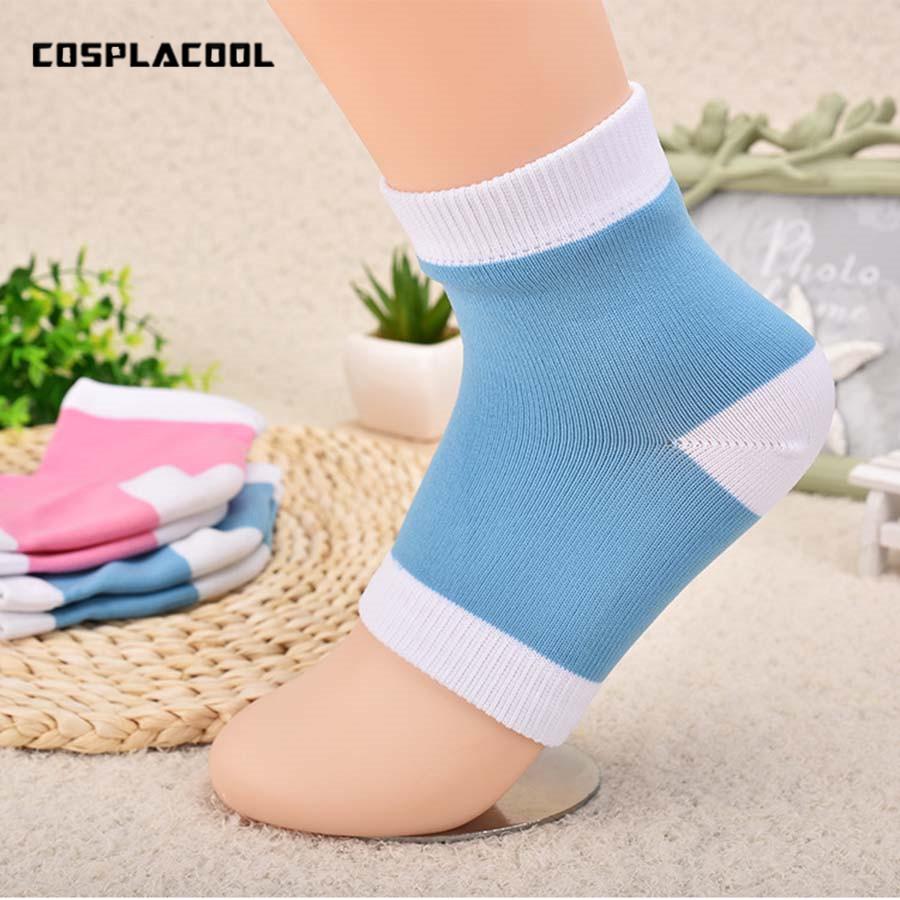 [해외]?UniMen 여성 반 양말 meias 전문 운동 피트 니스 필 라 테 스 춤 요가 스포츠 anti-friction 피트 발 뒤꿈치를 보호합니다./ UniMen Women Half Socks meias Professional Fitness Pilate Dance