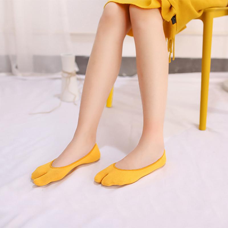[해외]OUIRRY 여성 양말 면직물 스키머 보이지 않는 라이너 아니 쇼 페달 Low Cut Ice Stock 칼레틴 블랑코 Peds & amp; 라이너/OUIRRY Women Sock Cotton Antiskid Invisible Liner No Show Pe