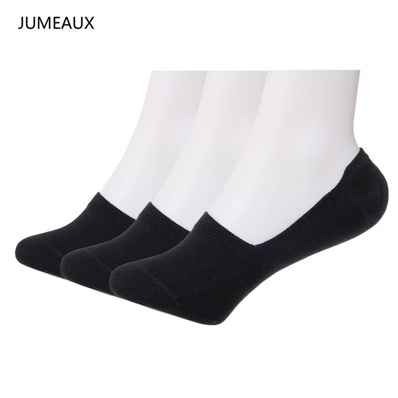 [해외]JUMEAUX 3 쌍 뉴 양말 세트 여성 짧은 발목 보트 편안한 여성을부드러운 보이지 않는 양말 2017/JUMEAUX 3 Pairs New Socks Set Women Short Ankle Boat Comfortable Soft Invisible Socks F