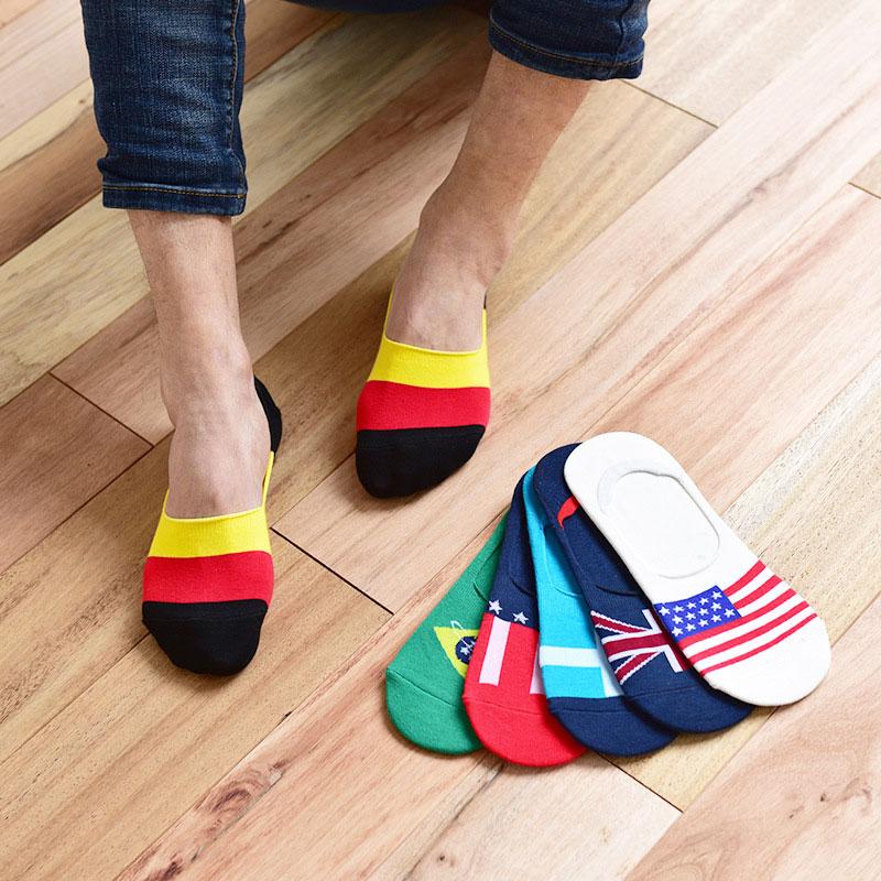 [해외]5Pairs 3D Print Socks 슬리퍼 홈 여성용 보이지 않는 보트 양말 미술 No 쇼 양말 여성면 혼방 짧은 양말/5Pairs 3D Print Socks Slipper Home For Women Invisible Boat Socks Art No Show