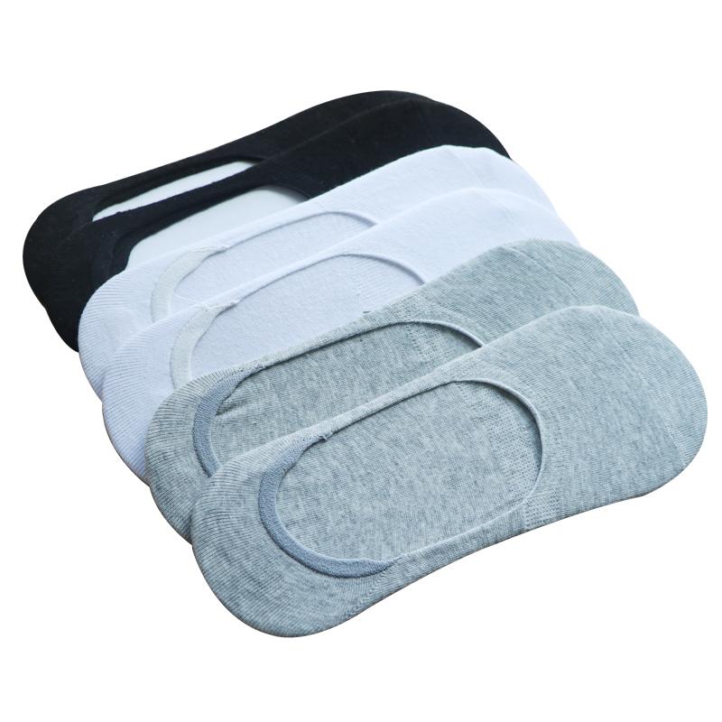 [해외]5Pair 3 색 여성 & 양말 슬리퍼 여성 여름 봄 양말 여성용 양말 발목 양말 보이지 않는 미끄럼 방지 솔리드 컬러 얇은/5Pair 3 Colors Women&s Socks Slippers Female Summer Spring Boat Socks Fo