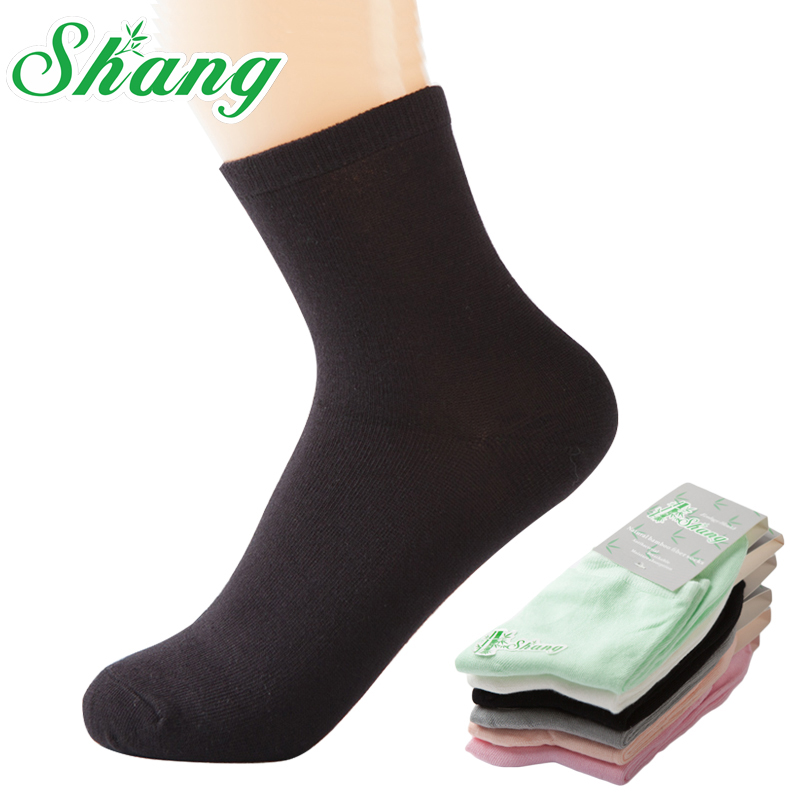 [해외]여성을BAMBOO 물 샹 여자는 사랑스러운 대나무 섬유 양말 평면 양말 귀여운 캔디 순수한 컬러면 캐주얼 양말 LQ-6/BAMBOO WATER SHANG Woman lovely bamboo fiber socks Flat-panel socks for women c