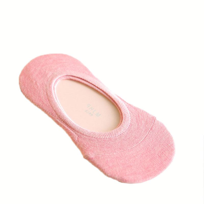 [해외]5Pairs 여성 양말 짧은 솔리드 컬러 여름 얇은 여성용 양말 양말 보이지 않는 양말 여성용 양말 표시 없음 여성 홈 Sokken/5Pairs Womens Sock Short Solid Color Summer Thin Women&s Boat Socks Invi