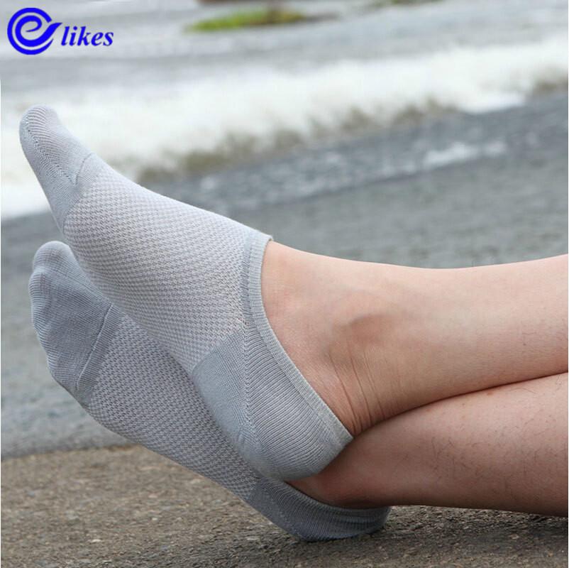 [해외]7Pairs 남자 & s 그물 양말 남자를짧은 패션 보이지 않는 양말 짧은 보이지 않는 슬리퍼 얕은 입 쇼 없음 컷 앵클 양말/7Pairs Men&s Net Socks Short Fashion Invisible Socks For Men Brief Invi