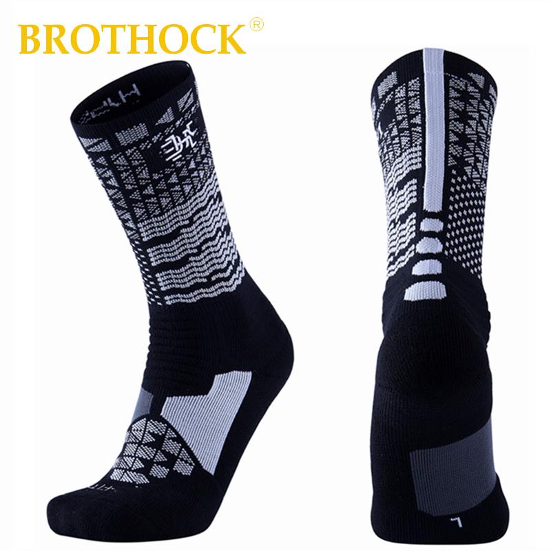 [해외]Brothock 하이 튜브 제임스 엘리트 농구 양말 긴 튜브 땀이 타올 양말 전문 야외 스포츠 양말 탈취제 양말/Brothock High Tube James Elite Basketball Socks Long Tube Sweat Towel Socks Profess