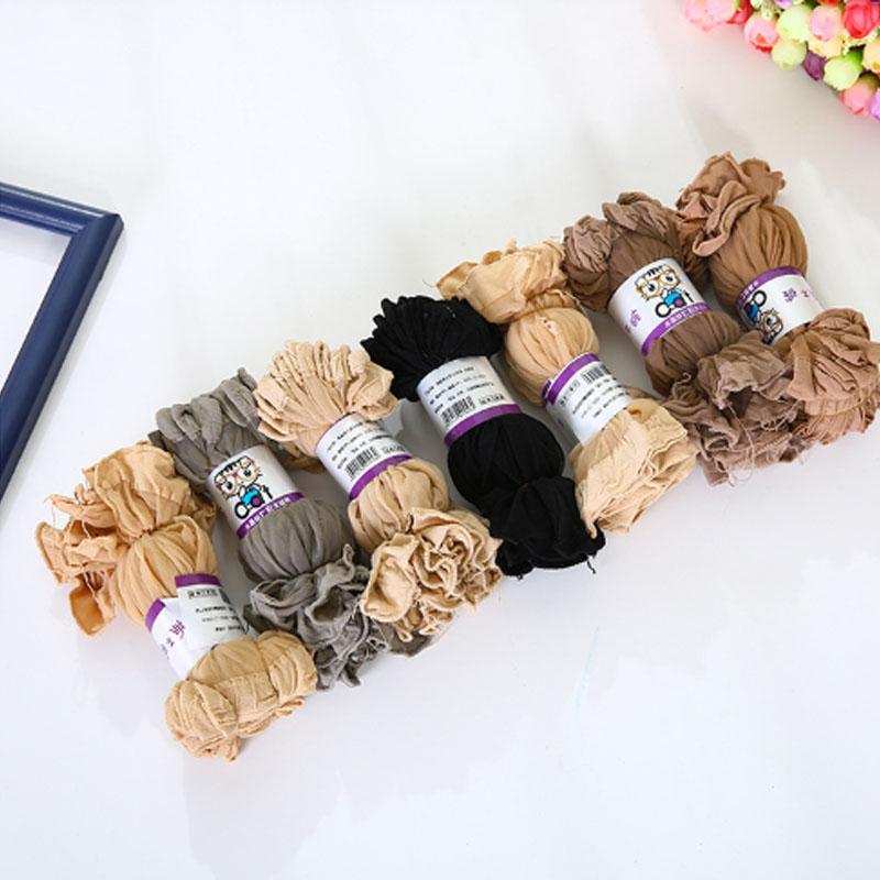 [해외]?20pcs / lot 초박형 투명 여성 및 s 나일론 양말 크리스탈 얇은 투명 얇은 실크 양말/ 20 pcs /lot Ultrathin Transparent Women&s Nylon Socks Crystal Thin Transparent Thin Silk So