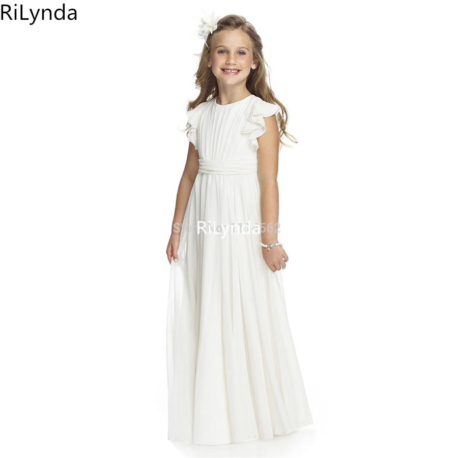[해외]꽃의 소녀 드레스 O - 목 아플리먼트 짧은 Retail 볼 드레스 커 디언 드레스 결혼식을친교 가운 Custom Made Vestido/Flower Girl Dresses O-neck Appliques Short Sleeves Ball Gown Pageant