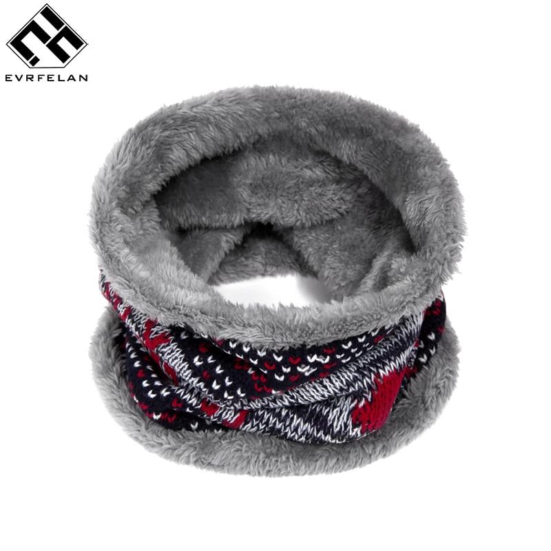[해외]Evrfelan 새 가을 겨울 반지 스카프 여자 남자 목 착용 두꺼운면 스카프 UniNeck 액세서리 /Evrfelan New Autumn Winter Ring Scarf Women Men Neck Wear Thick Cotton Scarves UniNeck A