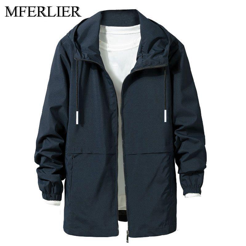 [해외]MFERLIER Winter Autumn men Jackets 5XL 6XL 7XL 8XL large size Bust 140cm Plus size long sleeve men jackets 3 colors/MFERLIER Winter Autumn men Jac