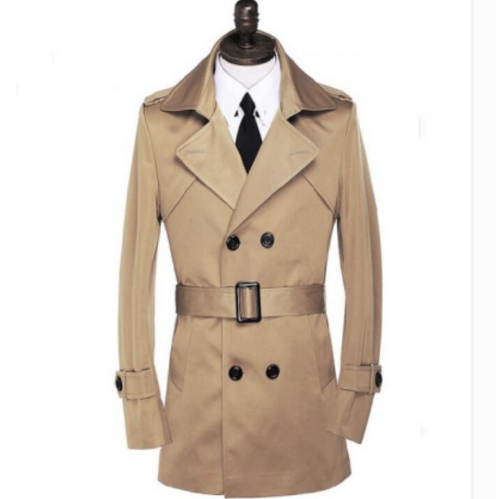 [해외]2018 년  남성 캐주얼웨어 아우 타 웨아 슬림 섹시한 트렌치 코트 남성 의류 오버 코트 신사복 masculino/Free shipping 2018 new designer slim sexy trench coat men overcoat mens clothing